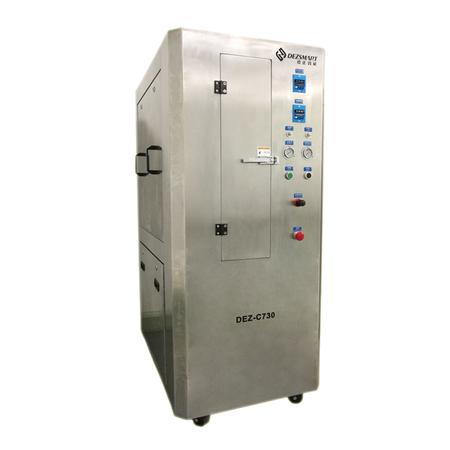 氣动鋼網清洗機 DEZ-C730