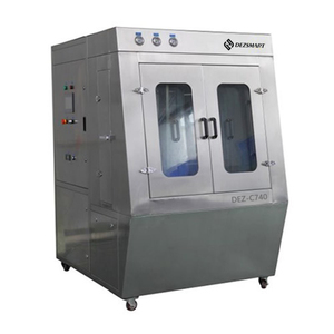 电动喷淋鋼網清洗機 DEZ-C740