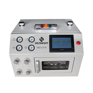 全自动吸嘴清洗机 DEZ-C710